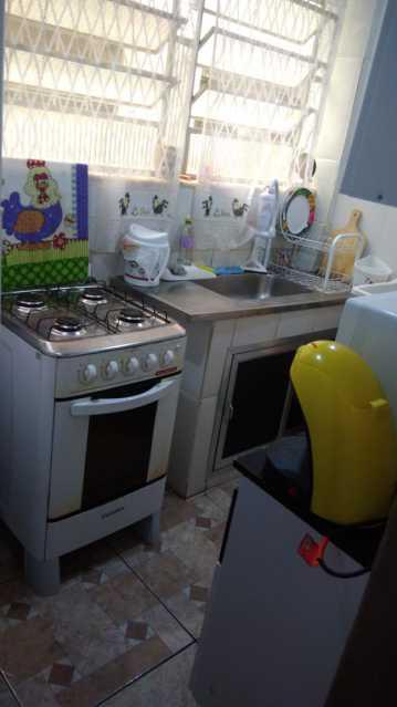 13 - cozinha. - Apartamento Lins de Vasconcelos,Rio de Janeiro,RJ À Venda,2 Quartos,39m² - MEAP20592 - 14
