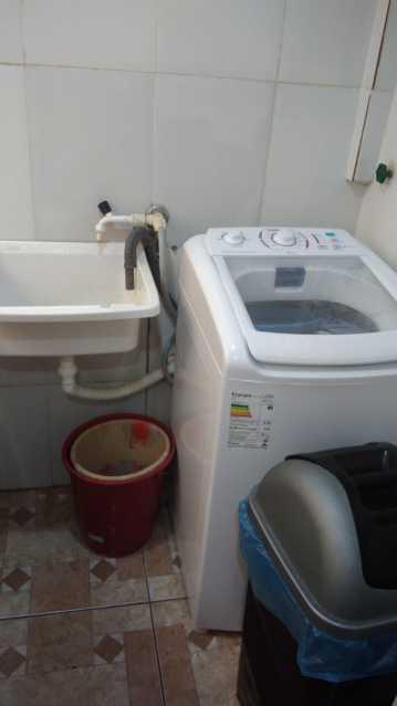 14 - área de serviço. - Apartamento Lins de Vasconcelos,Rio de Janeiro,RJ À Venda,2 Quartos,39m² - MEAP20592 - 15