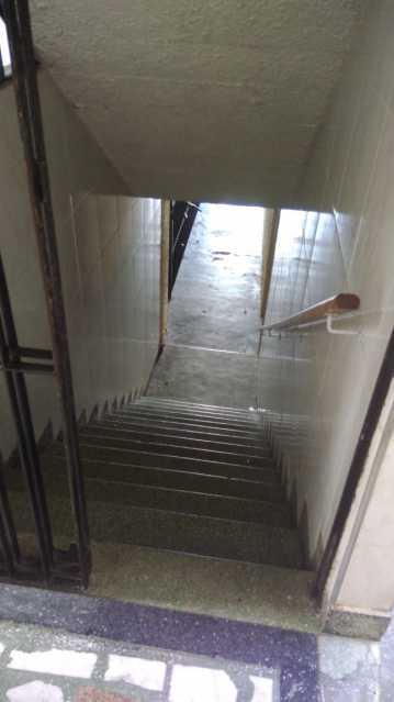 17 - acesso ao estacionamento. - Apartamento Lins de Vasconcelos,Rio de Janeiro,RJ À Venda,2 Quartos,39m² - MEAP20592 - 18