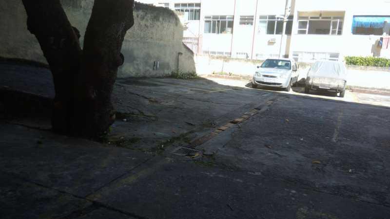 19 - garagem. - Apartamento Lins de Vasconcelos,Rio de Janeiro,RJ À Venda,2 Quartos,39m² - MEAP20592 - 20