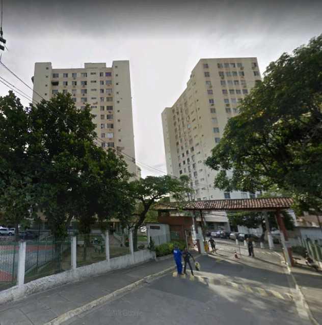 andre rocha 372 - Apartamento À VENDA, Taquara, Rio de Janeiro, RJ - FRAP20952 - 1