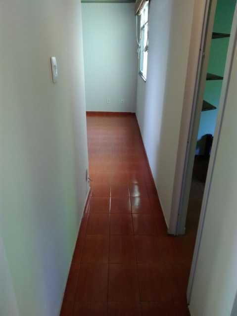 4 - CIRCULAÇÃO. - Apartamento Grajaú,Rio de Janeiro,RJ À Venda,3 Quartos,77m² - MEAP30223 - 5