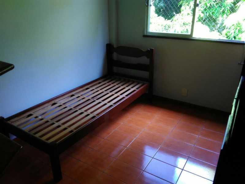 11 - QUARTO 3. - Apartamento Grajaú,Rio de Janeiro,RJ À Venda,3 Quartos,77m² - MEAP30223 - 12