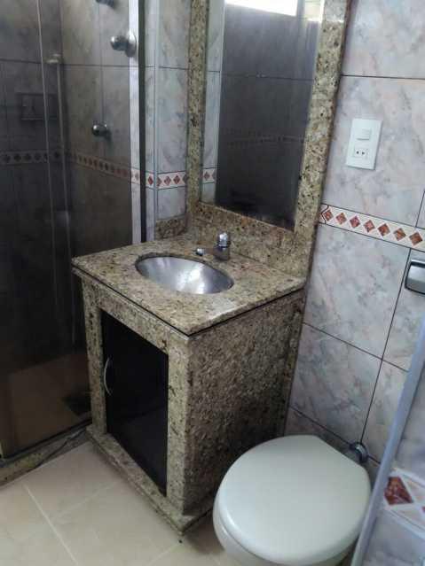 14 - BANHEIRO SOCIAL. - Apartamento Grajaú,Rio de Janeiro,RJ À Venda,3 Quartos,77m² - MEAP30223 - 15