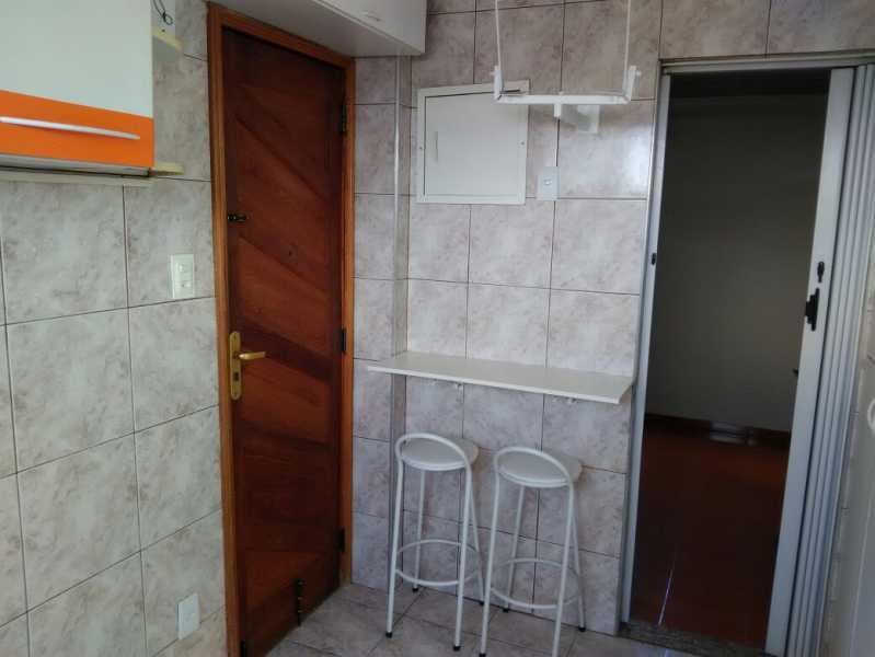 17 - COZINHA. - Apartamento Grajaú,Rio de Janeiro,RJ À Venda,3 Quartos,77m² - MEAP30223 - 18