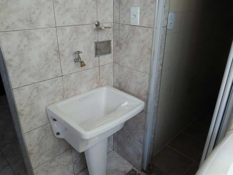 20 - ÁREA DE SERVIÇO. - Apartamento Grajaú,Rio de Janeiro,RJ À Venda,3 Quartos,77m² - MEAP30223 - 21