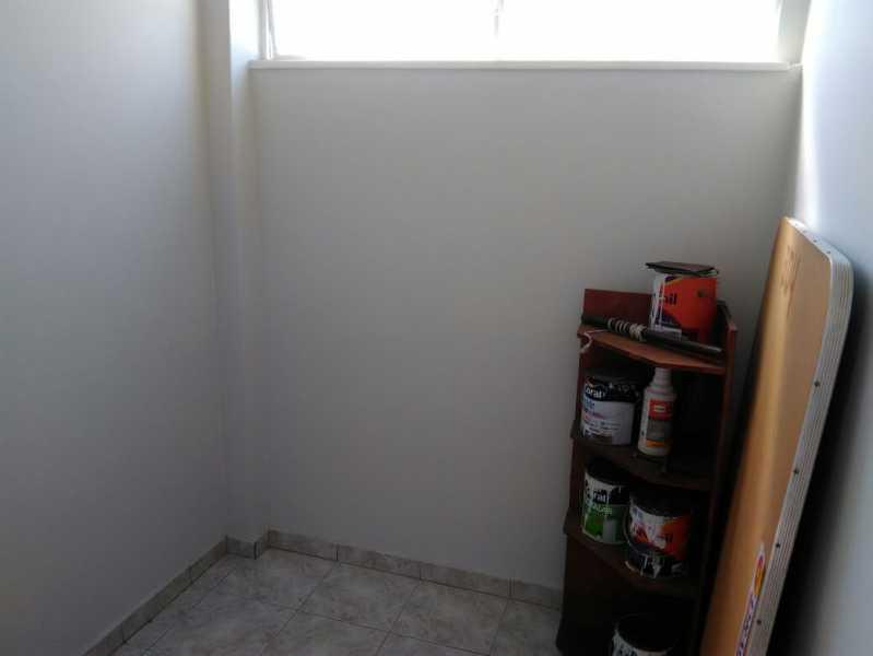 22 - DEPENDÊNCIA. - Apartamento Grajaú,Rio de Janeiro,RJ À Venda,3 Quartos,77m² - MEAP30223 - 23