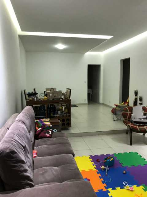 5 - SALA. - Casa Engenho de Dentro,Rio de Janeiro,RJ À Venda,3 Quartos,165m² - MECA30020 - 6