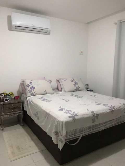 7 - QUARTO 1. - Casa Engenho de Dentro,Rio de Janeiro,RJ À Venda,3 Quartos,165m² - MECA30020 - 8