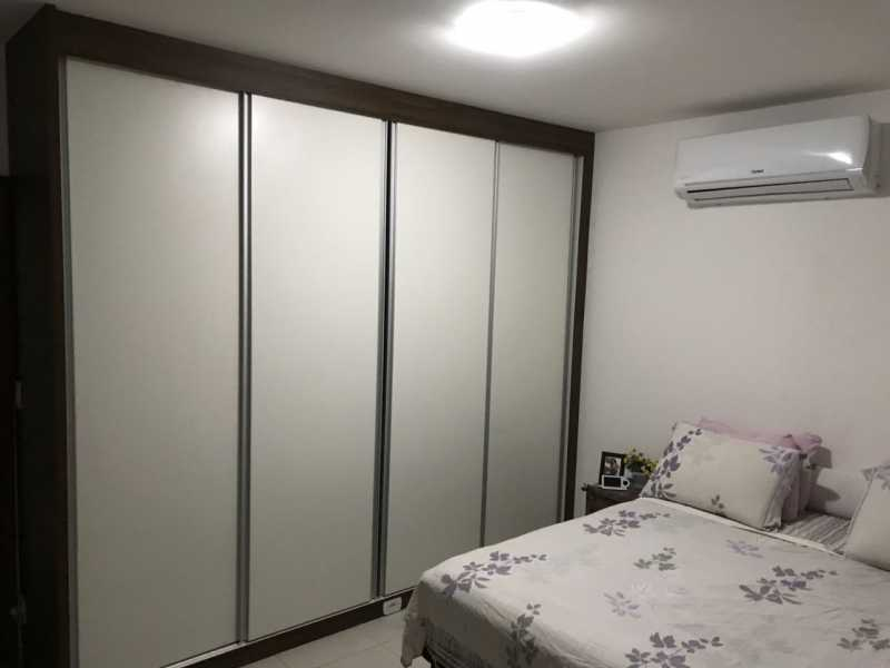 9 - QUARTO 1. - Casa Engenho de Dentro,Rio de Janeiro,RJ À Venda,3 Quartos,165m² - MECA30020 - 10