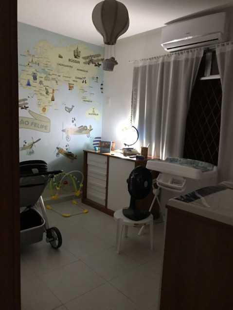 10 - QUARTO 2. - Casa Engenho de Dentro,Rio de Janeiro,RJ À Venda,3 Quartos,165m² - MECA30020 - 11