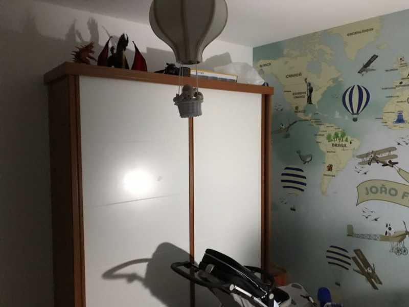 12 - QUARTO 2. - Casa Engenho de Dentro,Rio de Janeiro,RJ À Venda,3 Quartos,165m² - MECA30020 - 13
