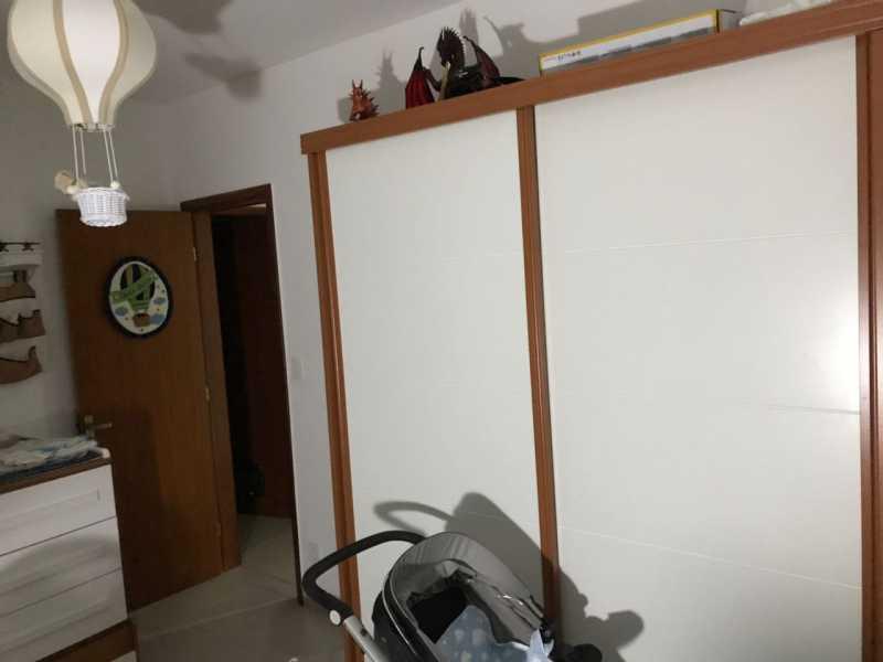13 - QUARTO 2. - Casa Engenho de Dentro,Rio de Janeiro,RJ À Venda,3 Quartos,165m² - MECA30020 - 14