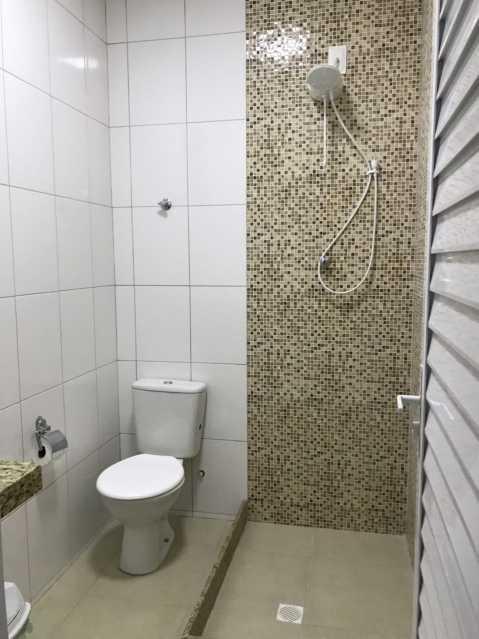 19 - BANHEIRO SERVIÇO. - Casa Engenho de Dentro,Rio de Janeiro,RJ À Venda,3 Quartos,165m² - MECA30020 - 20