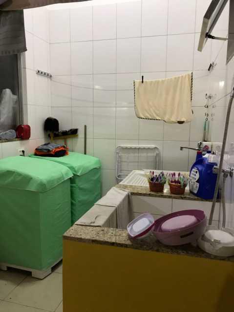 20 - LAVANDERIA. - Casa Engenho de Dentro,Rio de Janeiro,RJ À Venda,3 Quartos,165m² - MECA30020 - 21