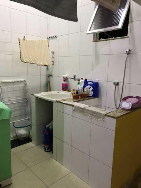 21 - LAVANDERIA. - Casa Engenho de Dentro,Rio de Janeiro,RJ À Venda,3 Quartos,165m² - MECA30020 - 22