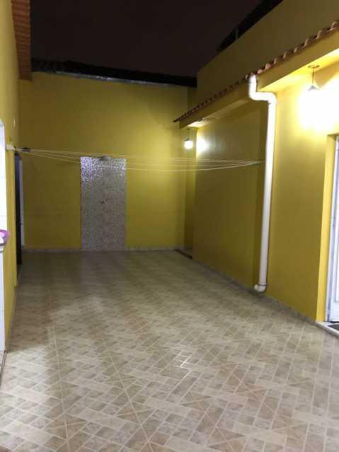 22 - ÁREA EXTERNA. - Casa Engenho de Dentro,Rio de Janeiro,RJ À Venda,3 Quartos,165m² - MECA30020 - 23