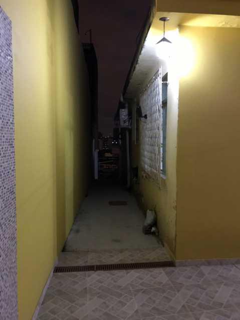 23 - ÁREA EXTERNA. - Casa Engenho de Dentro,Rio de Janeiro,RJ À Venda,3 Quartos,165m² - MECA30020 - 24