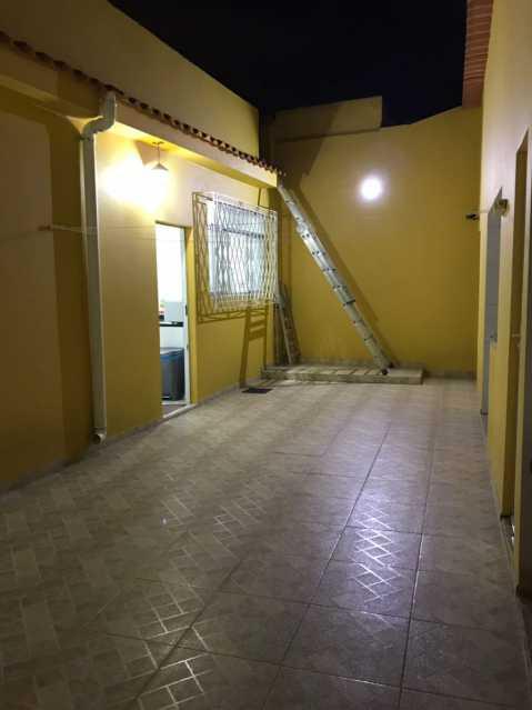 24 - ÁREA EXTERNA. - Casa Engenho de Dentro,Rio de Janeiro,RJ À Venda,3 Quartos,165m² - MECA30020 - 25