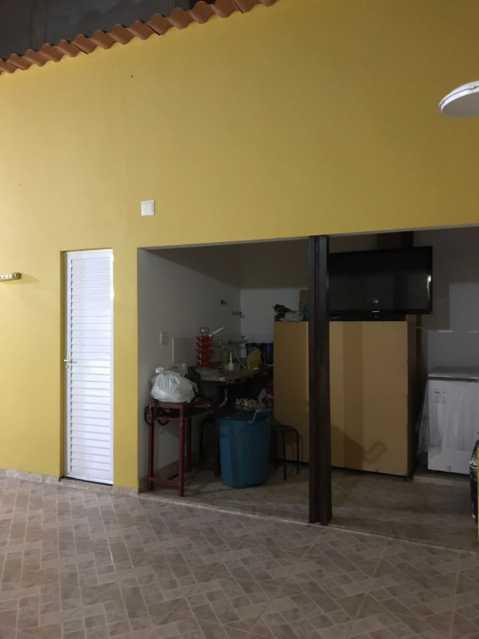 25 - ÁREA GOURMET. - Casa Engenho de Dentro,Rio de Janeiro,RJ À Venda,3 Quartos,165m² - MECA30020 - 26
