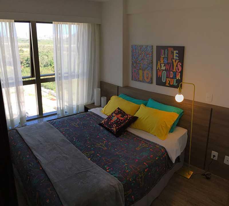 Decorado 4 - Apartamento Curicica,Rio de Janeiro,RJ À Venda,2 Quartos,67m² - FRAP20981 - 5