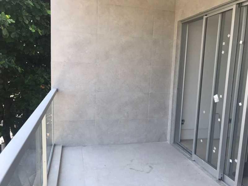 varanda 1 - Apartamento À VENDA, Freguesia (Jacarepaguá), Rio de Janeiro, RJ - FRAP20985 - 7