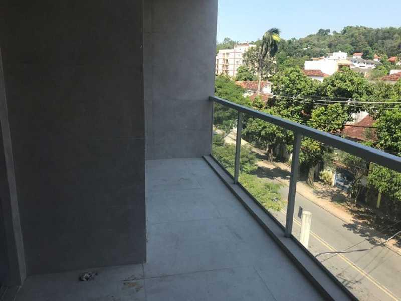 varanda 3 - Apartamento À VENDA, Freguesia (Jacarepaguá), Rio de Janeiro, RJ - FRAP20985 - 9