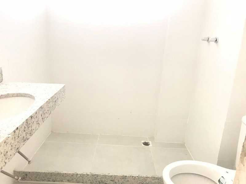 banheiro - Apartamento À VENDA, Freguesia (Jacarepaguá), Rio de Janeiro, RJ - FRAP20985 - 13