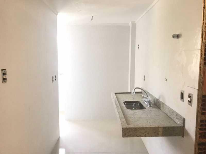 cozinha - Apartamento À VENDA, Freguesia (Jacarepaguá), Rio de Janeiro, RJ - FRAP20985 - 14