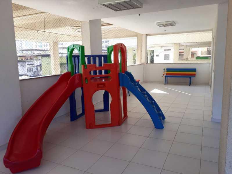Infraestrutura 1. - Apartamento 2 quartos à venda Praça Seca, Rio de Janeiro - R$ 292.000 - FRAP20990 - 18