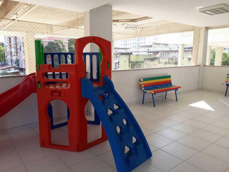 Infraestrutura 3. - Apartamento 2 quartos à venda Praça Seca, Rio de Janeiro - R$ 292.000 - FRAP20990 - 19