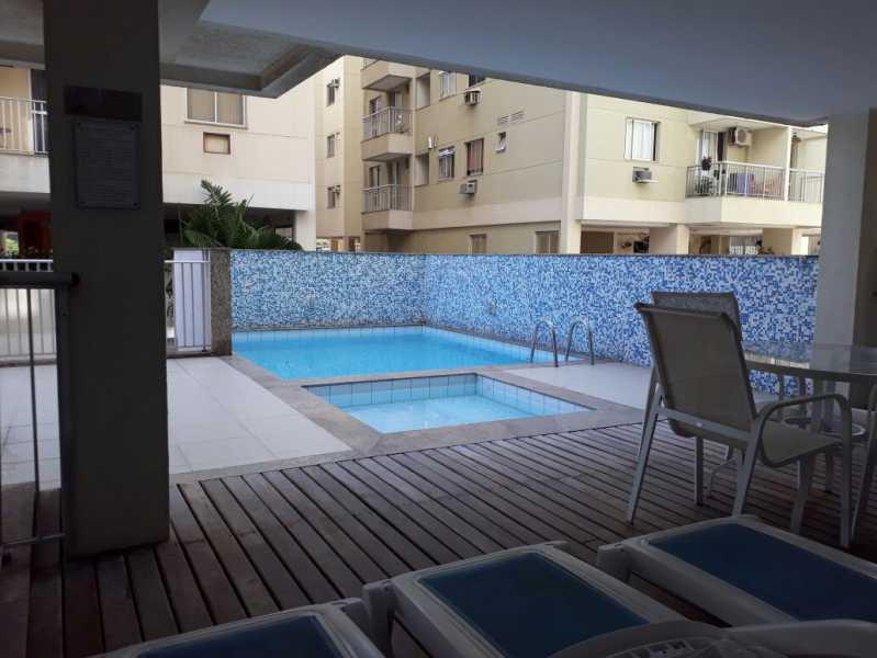 Infraestrutura 7. - Apartamento 2 quartos à venda Praça Seca, Rio de Janeiro - R$ 292.000 - FRAP20990 - 13