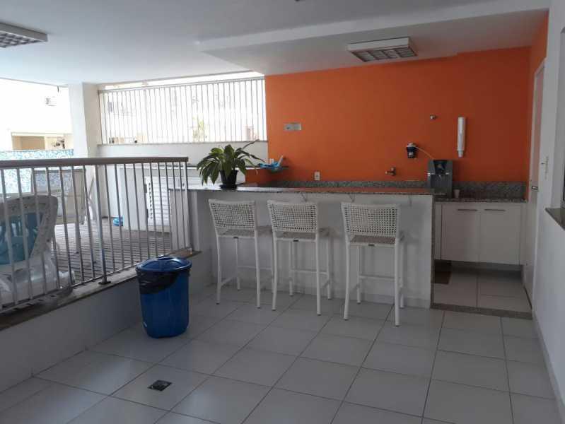 Infraestrutura 9. - Apartamento 2 quartos à venda Praça Seca, Rio de Janeiro - R$ 292.000 - FRAP20990 - 14
