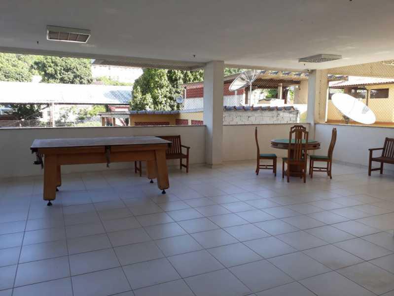 Infraestrutura 12. - Apartamento 2 quartos à venda Praça Seca, Rio de Janeiro - R$ 292.000 - FRAP20990 - 24
