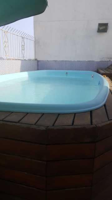 65276748-086e-4ad6-bae8-f8987c - Casa em Condomínio 3 quartos à venda Taquara, Rio de Janeiro - R$ 670.000 - FRCN30103 - 17