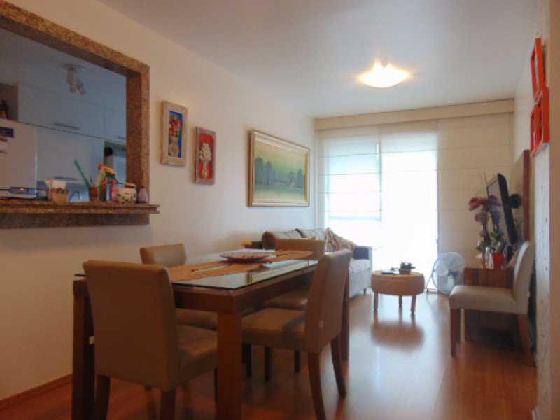01 - Apartamento 2 quartos à venda Pechincha, Rio de Janeiro - R$ 350.000 - FRAP21004 - 1