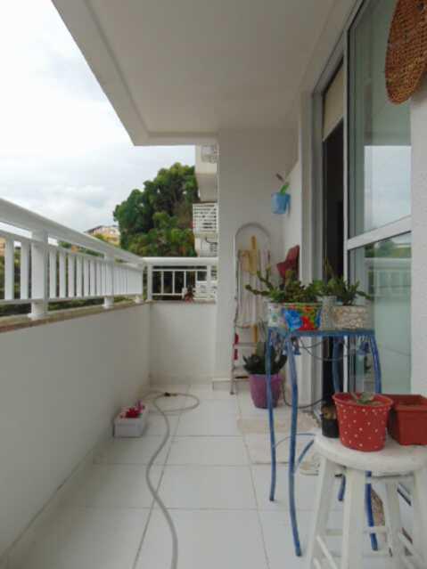03 - Apartamento 2 quartos à venda Pechincha, Rio de Janeiro - R$ 350.000 - FRAP21004 - 4