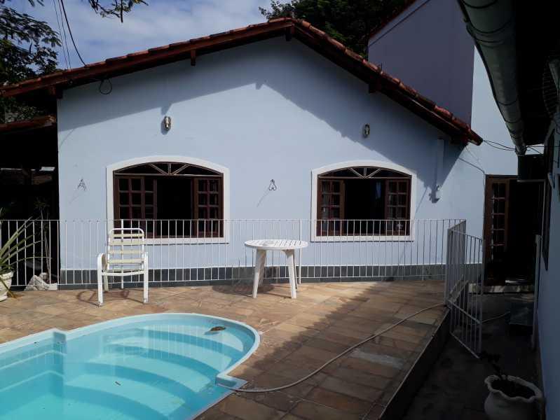 1 - Casa À Venda - Anil - Rio de Janeiro - RJ - FRCA40010 - 1