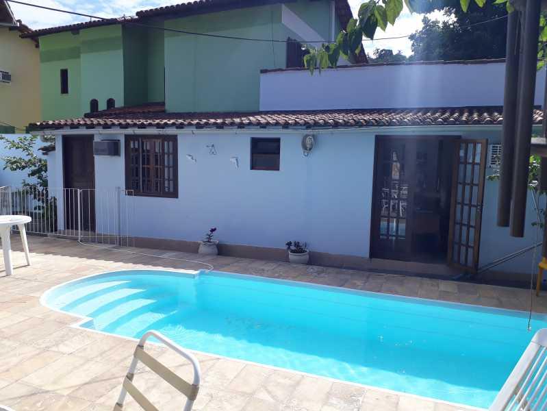 2 - Casa À Venda - Anil - Rio de Janeiro - RJ - FRCA40010 - 3