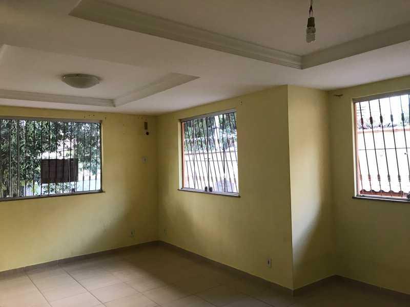 01 - Casa em Condominio Tanque,Rio de Janeiro,RJ À Venda,4 Quartos,136m² - FRCN40073 - 1