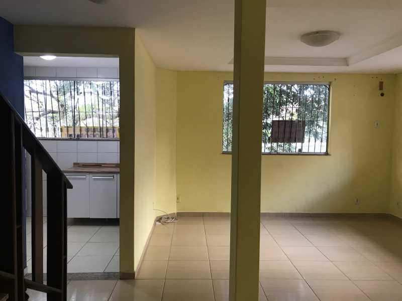 03 - Casa em Condominio Tanque,Rio de Janeiro,RJ À Venda,4 Quartos,136m² - FRCN40073 - 4