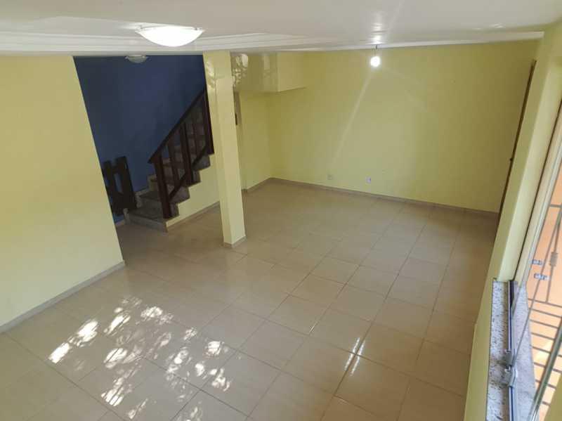08 - Casa em Condominio Tanque,Rio de Janeiro,RJ À Venda,4 Quartos,136m² - FRCN40073 - 9
