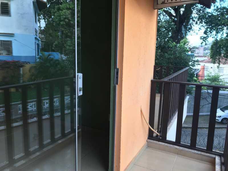 11 - Casa em Condominio Tanque,Rio de Janeiro,RJ À Venda,4 Quartos,136m² - FRCN40073 - 12
