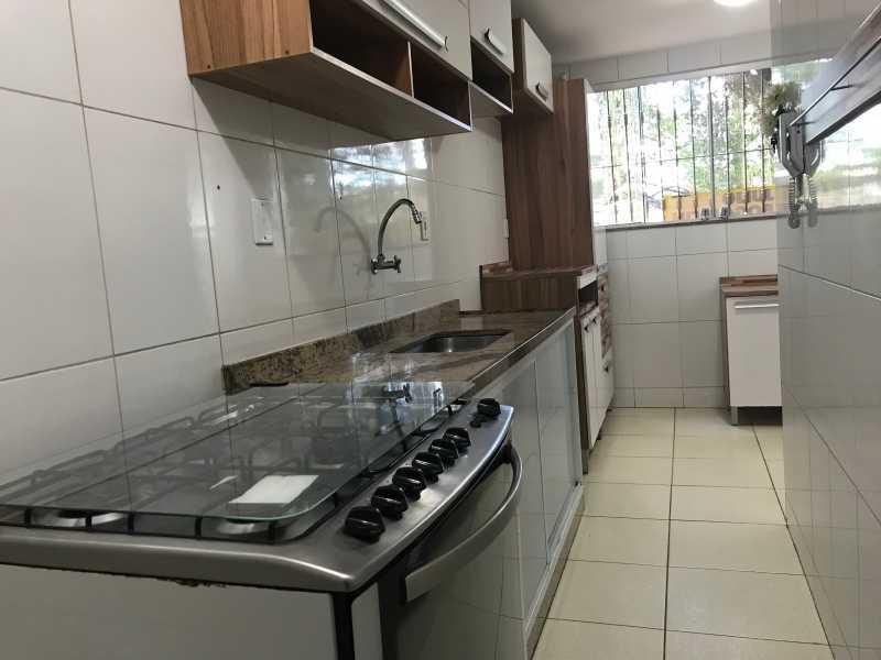 18 - Casa em Condominio Tanque,Rio de Janeiro,RJ À Venda,4 Quartos,136m² - FRCN40073 - 19