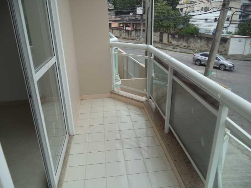 19 - Casa em Condominio Taquara,Rio de Janeiro,RJ À Venda,2 Quartos,155m² - FRCN20054 - 20