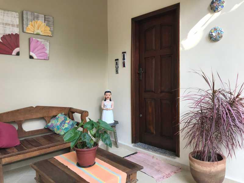 01 - Casa 3 quartos à venda Pechincha, Rio de Janeiro - R$ 695.000 - FRCA30016 - 1