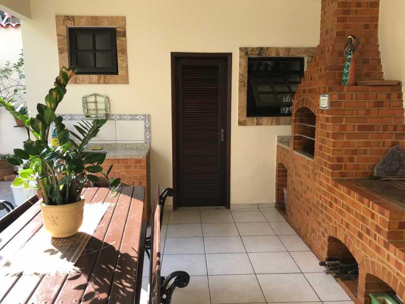 21 - Casa 3 quartos à venda Pechincha, Rio de Janeiro - R$ 695.000 - FRCA30016 - 22