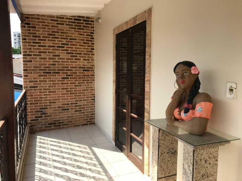 24 - Casa 3 quartos à venda Pechincha, Rio de Janeiro - R$ 695.000 - FRCA30016 - 25
