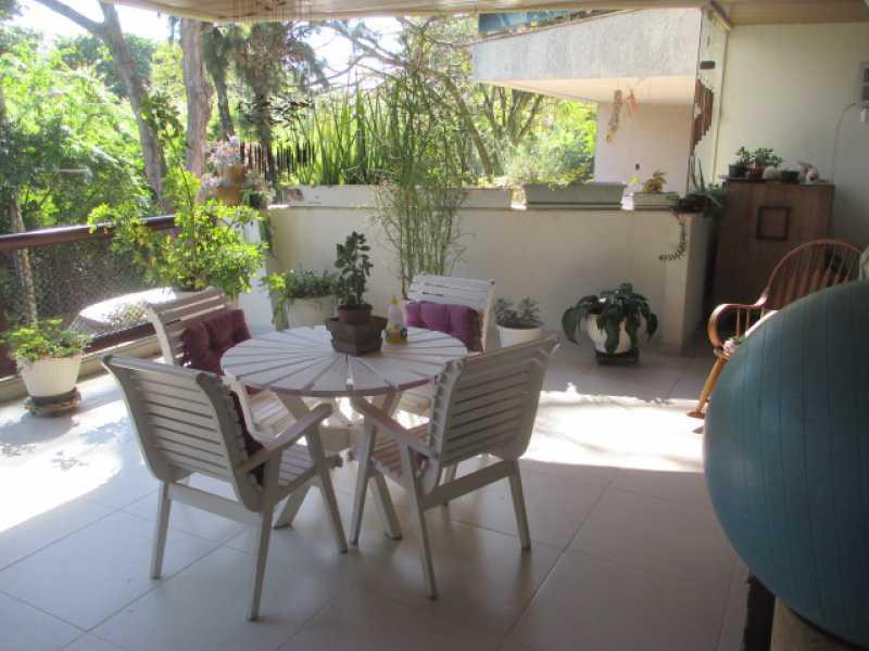 01 - Apartamento 3 quartos à venda Recreio dos Bandeirantes, Rio de Janeiro - R$ 980.000 - FRAP30413 - 1