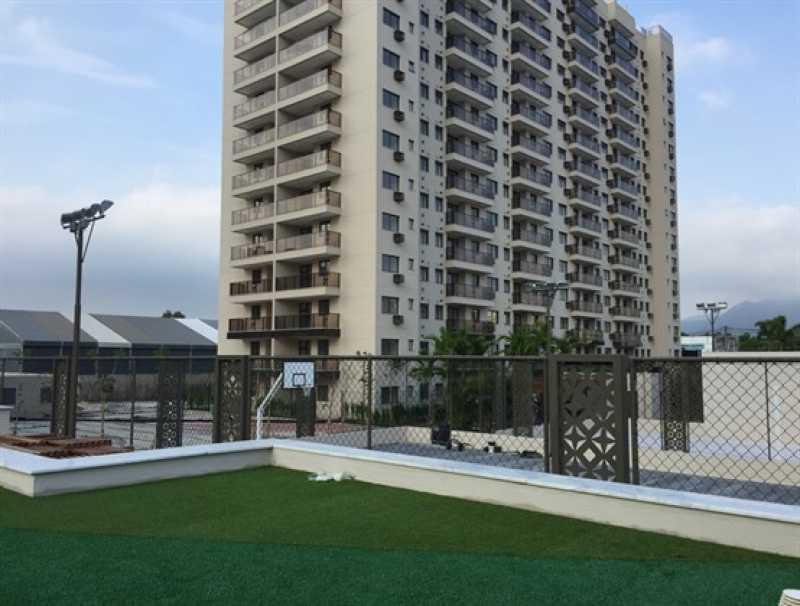2 - Apartamento Barra da Tijuca,Rio de Janeiro,RJ À Venda,2 Quartos,96m² - FRAP21045 - 1